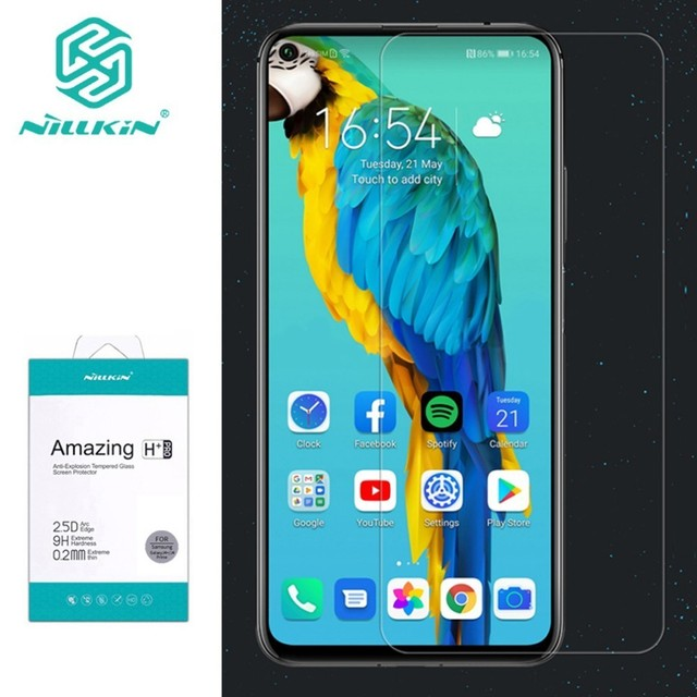 Vidro temperado para Huawei Honor 20 Pro NILLKIN Surpreendente H/H + Pro Anti Explosion Tela de Vidro Temperado protetor para for Honor 20 20s
