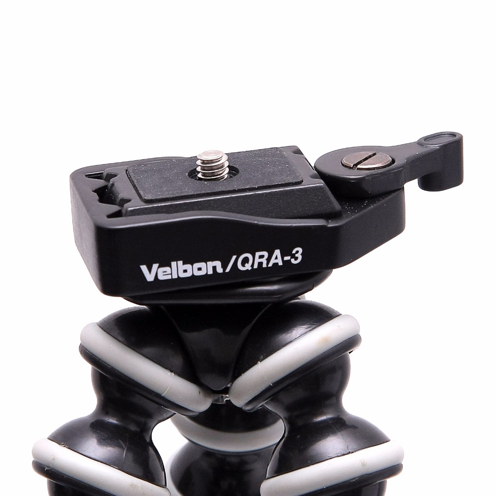 QRA-3 B Mini Quick Release Adapter include QB-3