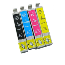 T0891 T0892 T0893 T0894 Ink cartridge For Epson Stylus SX400 S20 SX100 SX105 SX200 SX205 X405 Printer цена 2017