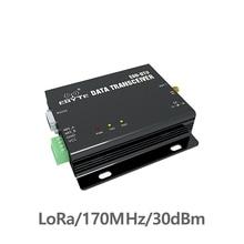 цена на RS232 RS485170MHz LoRa 1W TCXO E90-DTU-170L30 Wireless Transceiver Long Range 8km rf Module Radio Modem For Data Transmission