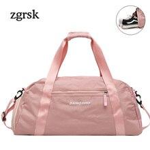 купить Ladies Shoulder Bag Hot Classic Hasp Nylon Solid Tote Bag Designer Luxury Handbags Women Bags High Quality Black Casual Bag по цене 1216 рублей