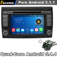 Pure Android 4 4 Car DVD For Fiat Bravo 2007 2008 2009 2010 2011 2012 3G