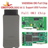 ObdTool VAS5054 VAS 5054A ODIS 4 13 With OKI Chip Bluetooth VAS 5054 Support UDS Protocol