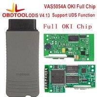 ObdTool VAS5054 VAS 5054A ODIS 4 13 With OKI Chip Bluetooth VAS 5054 Support UDS Protocol