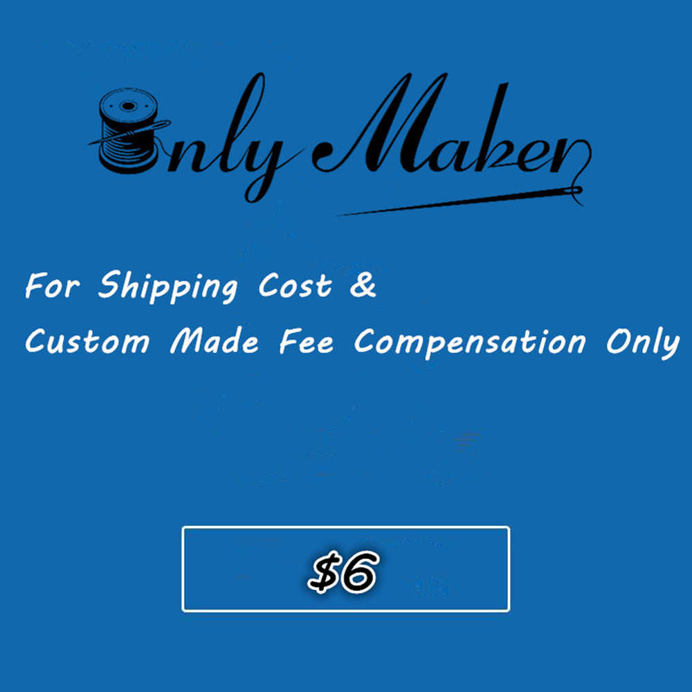 Onlymaker Shipping cost and customized