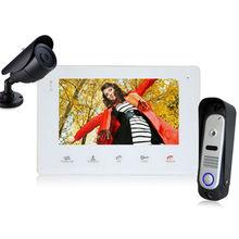 YSECU 7  Video Intercom Doorbell R