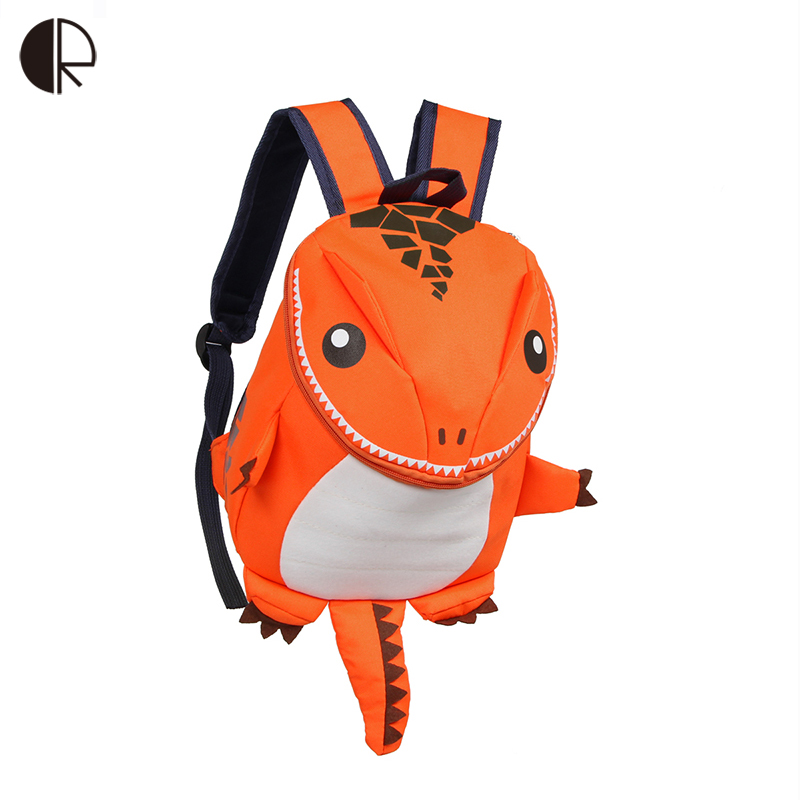 Dinosaur Backpack For Boys Children backpacks kids kindergarten Small SchoolBag Nylon Backpacks Cute animal prints Travel bags Рюкзак