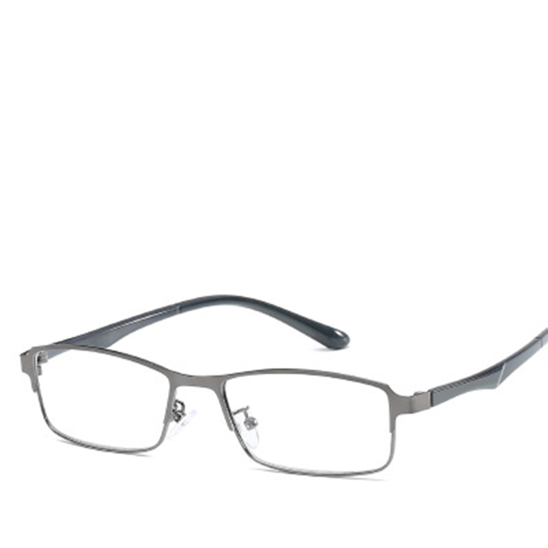 Cheap Prescription Reading Glasses Metal Frame Women Men Universal Elderly Comfortable Lunette Lecture Square Glasses Magnifiers in Women 39 s Reading Glasses from Apparel Accessories