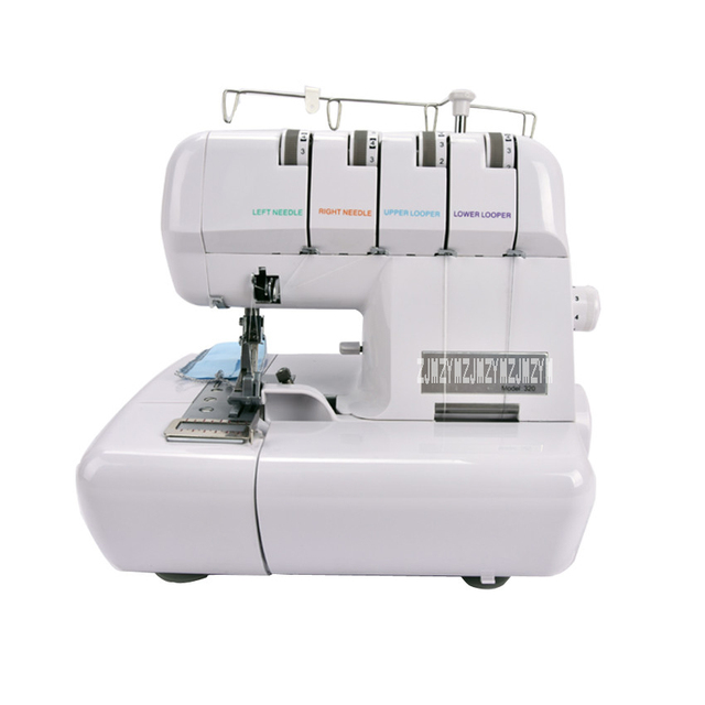40PC 40V40400V 40 Sewing Machine Overlock Sewing Machine Overedger Simple Overlock Sewing Machine