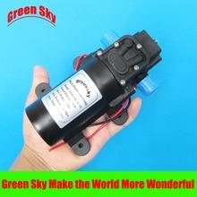 15W Diaphragm High Pressure small electric water pump 12v