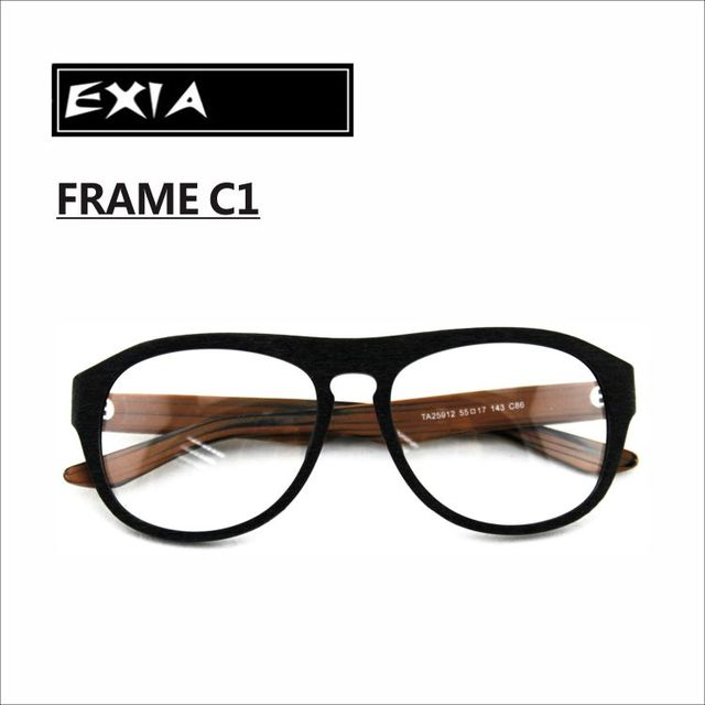Frames for Sunglasses Acetate Material Luxury Glasses Brand Men EXIA ...