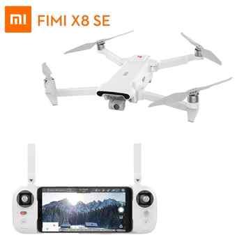 Xiaomi FIMI X8 SE 5KM FPV 4K caméra GPS 33 minutes de temps de vol RC quadrirotor avec 3 axes RTF Drone professionnel jouets