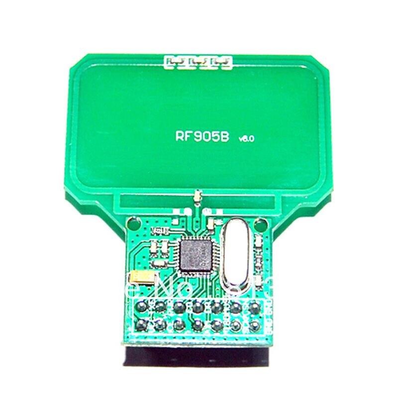 NRF905 rf Беспроводной модулей приемопередатчика встроенные антенны на печатной плате