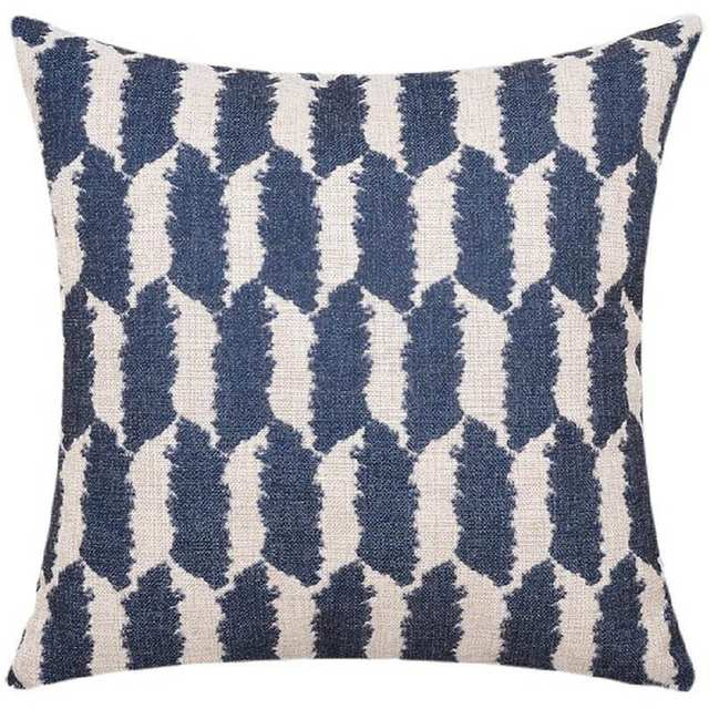 Magnificent Blue And Yellow Ethnic Cushion Cover Elegant Decorative Home Textile Ikat Sofa Couch Throw Pillow Case Vintage Almofada Cojines Ibusinesslaw Wood Chair Design Ideas Ibusinesslaworg