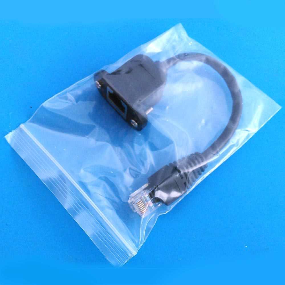 10 cm rj45 patch cord LAN verlengkabel korte rj45 panel mount gender changer extension ethernet kabel