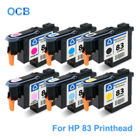 For HP 83 Printhead C4960A C4961A C4962A C4963A C4964A C4965A Print Head For HP Designjet 5000 5000ps 5500 5500ps UV Printer|printhead for hp|hp designjet 500 printheads|designjet 500 printheads -