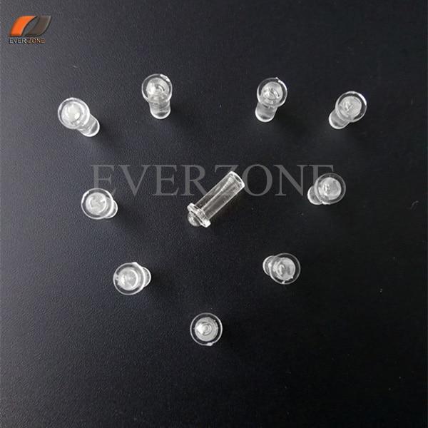 FYEP-37 Mini Type Glasvezel Wees Lichten Decoratie Glasvezel End Fittings 30 pcs voor 0.75mm/1.0mm vezels