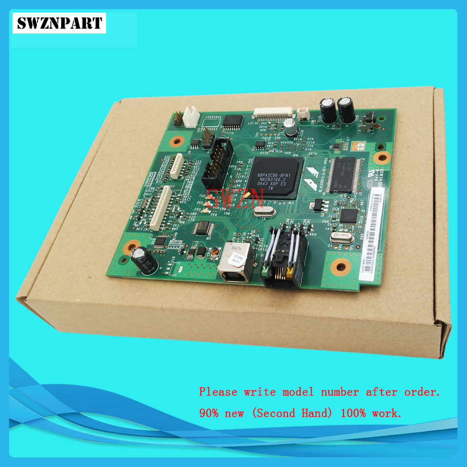 Free Shipping! FORMATTER PCA ASSY Formatter Board logic Main Board MainBoard for HP M1120N M1120DN 1120N 1120DN CC427-60001 free shipping 1 phase diesel generator avr suit for ask r180b ask r150b 220v 8kva automatic voltage regulator