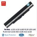 Новый 8 Ячеек 4400 мАч Батареи Ноутбука Совместимый Для Asus U35J A42-UL30 X5G UL50 UL80V Батареи