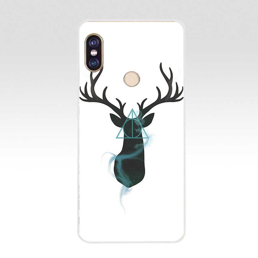 Мягкий силиконовый чехол для телефона из ТПУ с изображением Гарри Поттера для xiaomi redmi 6 pro note 6 pro 5 plus 4 4x mi 8