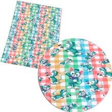 Новинка 50*145 см Кошка Животное полиэстер хлопковая ткань с принтом ткань шитье квилтинг ткани для пэчворка рукоделие DIY, c3115