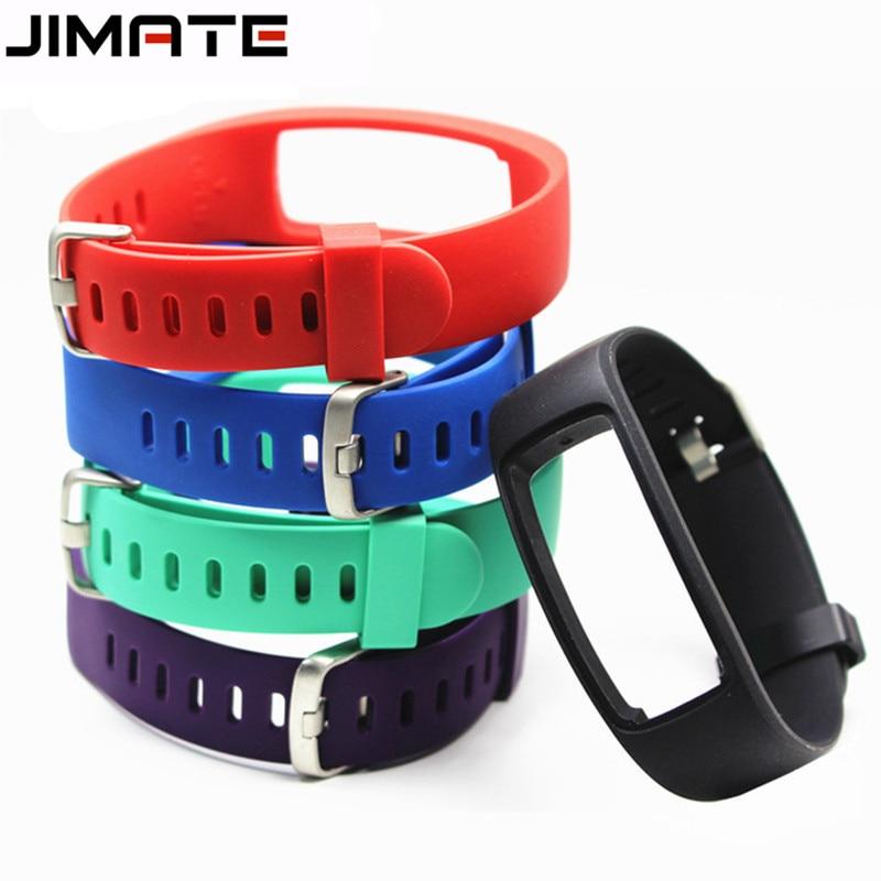 все цены на ID107 HR Plus Strap Smart Bracelet Belts Smart Band Replacement Straps Wristband Silicone BELT 5 Colors For Id107HR Smartband онлайн