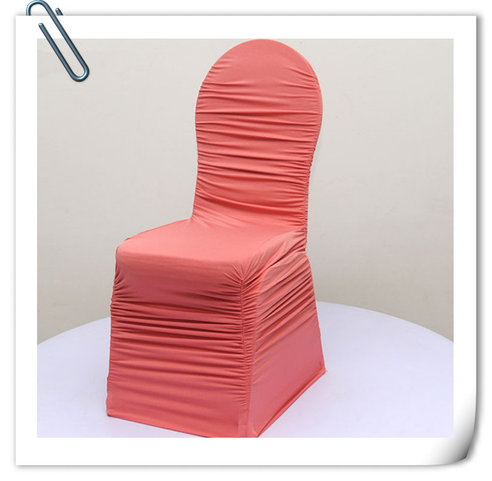 Online Get Cheap Peach Chair Covers Aliexpress Com