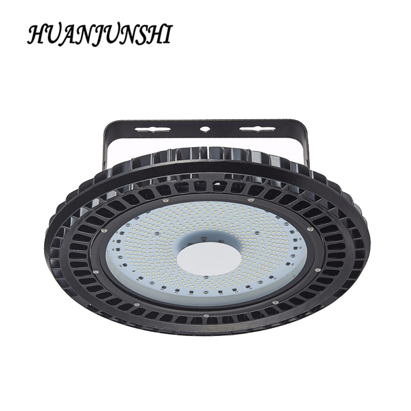 High Lumen Factory Warehouse Industrial Lighting 250w LED High Bay Light Waterproof SMD UFO Led Highbay Light LED Mining Light 200w integrated led industrial lighting high bay light lamp warehouse ceiling factory floor lighting led mining white warm white
