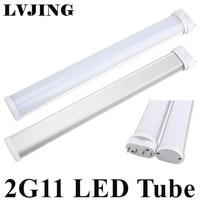 Best 2G11 LED Light 2G11 Tube LED 12W 15W 18W 25W SMD2835 Diffused Cover AC85 265V