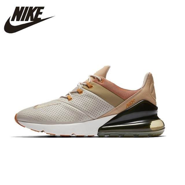 bbad4c9709 NIKE AIR MAX 270 PREMIUM Original Mens Running Shoes Breathable Stability  Support Sports Sneakers For Men