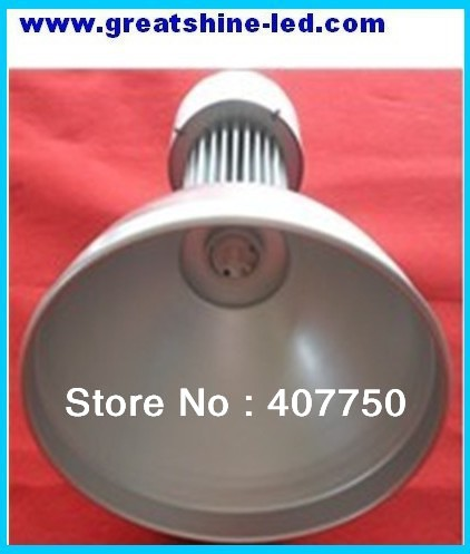 high quality high power  COB led industrial light  led high bay light 100W used for sports centres cree led e40 50w led high bay light high quality
