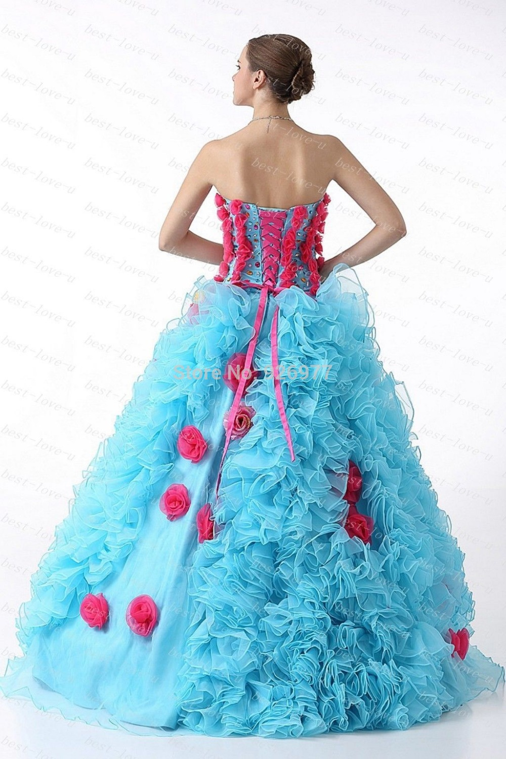 Peaches Prom Dresses Childrens Long Evening Cheap Canada Multi ...