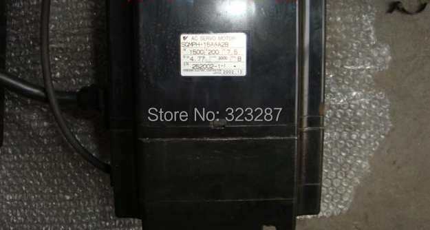 YASKAWA Servo Motor SGMPH-15AAA2B, Second Hand Looks Like new Tested Working used 100% tested sgmph 01bbab1
