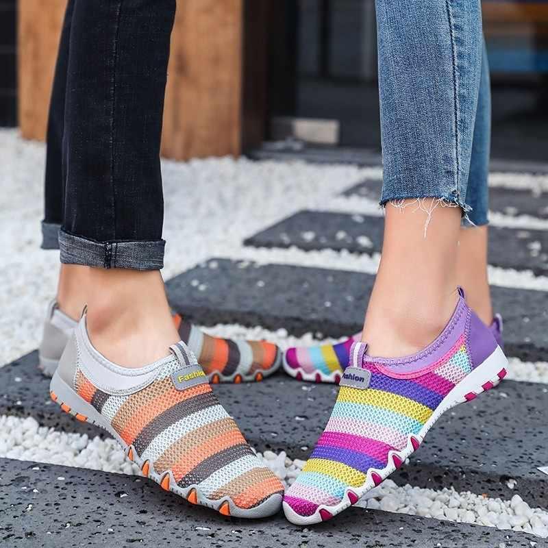 Новинка; сезон лето; большие размеры; пара сетчатых кроссовок; удобная модная повседневная обувь; Мужская противоскользящая подошва; Zapatos de hombre deportiva