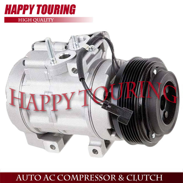 A C Compressor For Ford Expedition F