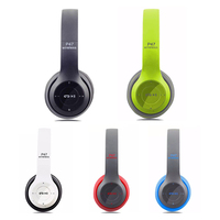 2018 High Quality Innovative Bluetooth Headset Wireless Music Auriculares High Fidelity Headphone Foldable Headphones Microphone