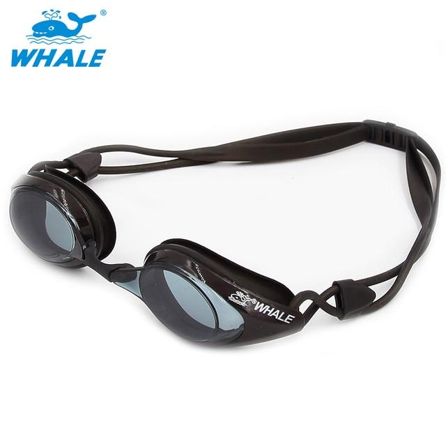 Whale Brand Manufacturer Professional Racing Swimming Goggles Men Women Swim Eyewear Top Quality Swim Glasses Silicone Gasket