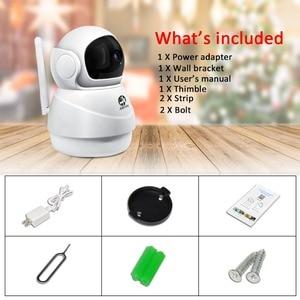 Image 3 - 1080P ip камера, беспроводной домашний монитор безопасности, камера видеонаблюдения, камера Wifi, ночное видение, CCTV камера, детский монитор, камера для домашних животных