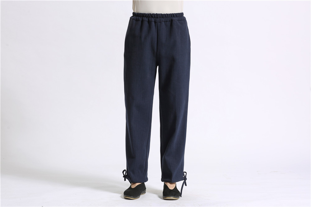 Online Buy Wholesale washing linen pants from China washing linen ...