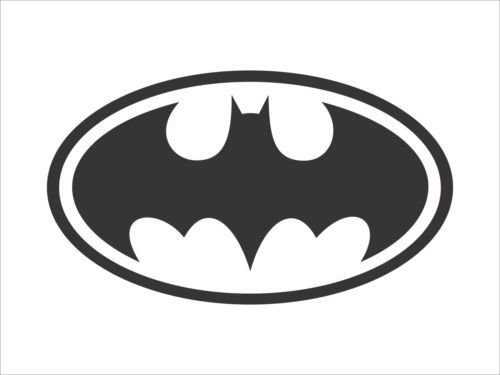 DC Justice League Superman Logo Vinyl Decal Truck Car Sticker Laptop Window