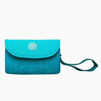 Freies verschiffen DHL brieftasche für frauen 2018 top qualität zipper tasche mit brief muster 20 cm