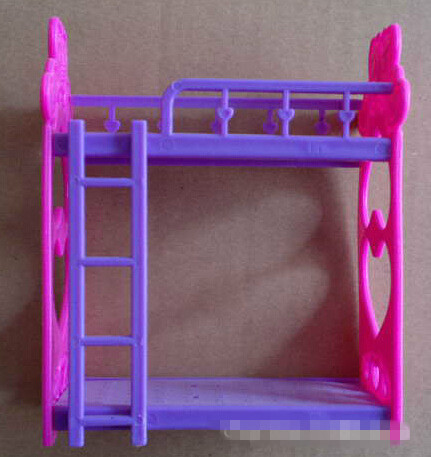 High Quality Fashion Kelly Dolls Accessories Picture Bed Bunk Beds
