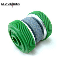 Gohide 1pcs Circle Knife Sharpener Kitchen Knife Sharpener ,Sharpening Stone Household Knife Sharpener Kitchen Tools