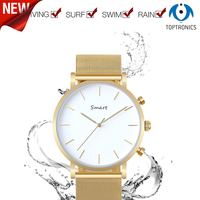 2019 Bluetooth Clock Smart Watch Notification Remote Control Pedometer Sport Smartwatch IP67 Waterproof 50 Meters Watch KW16