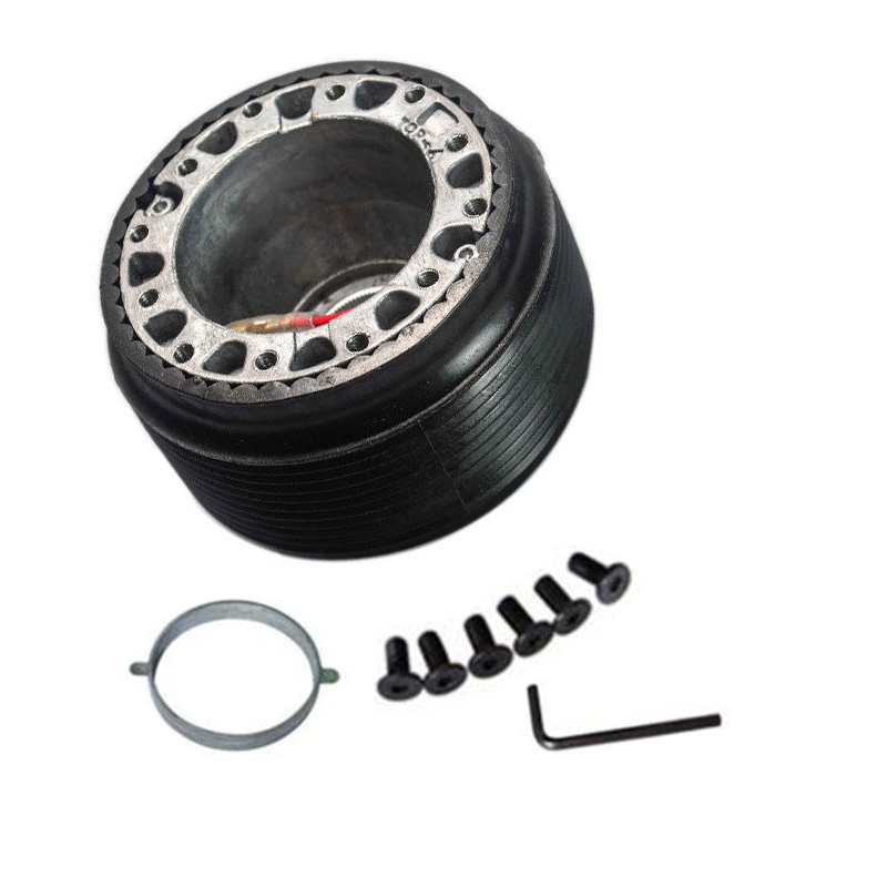 New Hub Kit Steering Wheel Boss Kit Hub Adapter for Volkswagen <font><b>VW</b></font> <font><b>GOLF</b></font> <font><b>MK3</b></font> <font><b>GTI</b></font> 1993-1998,for POLO <font><b>MK3</b></font> COUPE CORRADO image