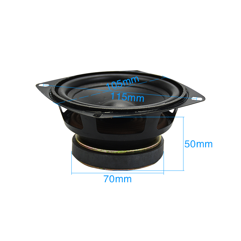 Bass 1Pc States Subwoofer
