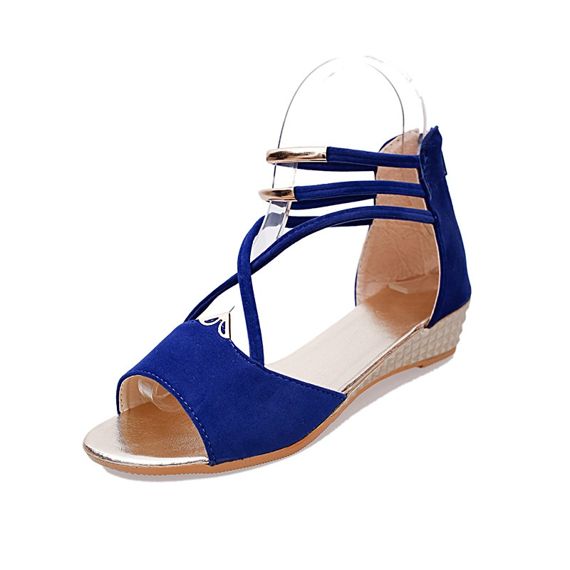 Women Shoes Sandals Comfort Sandals Summer Flip Flops Fashion wedge shoes High Quality  Flat Sandals Gladiator Sandalias Mujer summer high quality women flats sandals plus size 34 43 new fashion casual ladies sandalias comfort mujer gladiator woman shoes