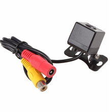 Rear view camera ccd/SONY CCD Night color car reversing system for universal camera Reverse rear camera Angle adjustable
