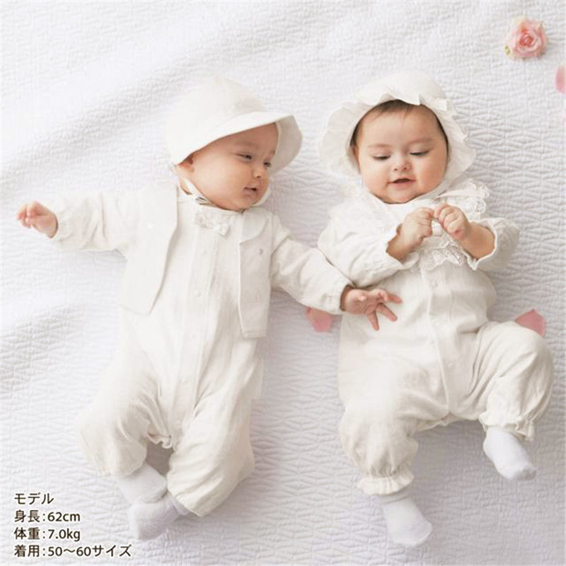 Newborn Clothes Babies Clothes For Baby Girl Lace Patchwork Long Sleeve Girs Jumpsuit Baby Girl Outfit ...
