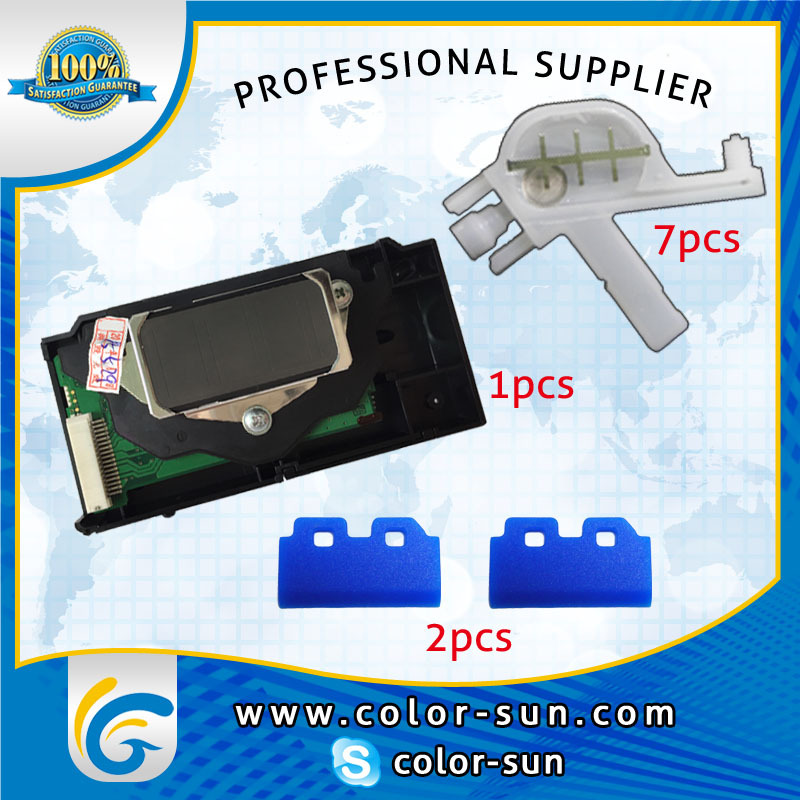 For Epson stylus pro 7600/9600 print head 1 piece and 7piece Damper on promotion price pa e9600 printer ink damper for epson 7600 9600